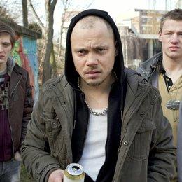 Tatort: Todesschütze (MDR) / Antonio Wannek / Jonas Nay / Vincent Krüger Poster