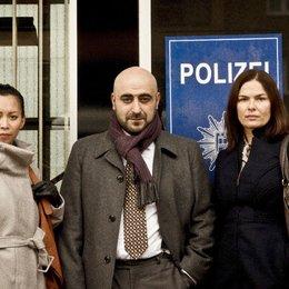 Nachtschicht: Geld regiert die Welt (ZDF) / Barbara Auer / Christoph Letkowski / Armin Rohde / Minh-Khai Phan-Thi / Özgür Karadeniz Poster