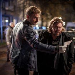 Nachtschicht: Wir sind alle keine Engel (ZDF) / Armin Rohde / Christoph Letkowski Poster
