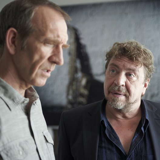 Tatort: Dicker als Wasser (WDR) / Armin Rohde / Jochen Nickel