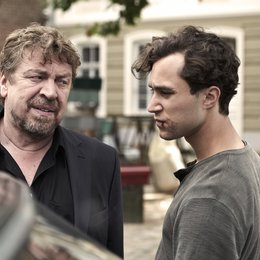 Tatort: Dicker als Wasser (WDR) / Armin Rohde / Ludwig Trepte Poster