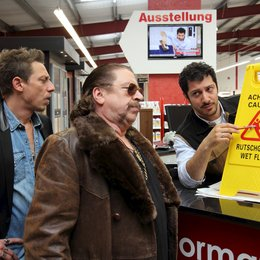 Wir machen durch bis morgen früh (ZDF) / Milton Welsh / Fahri Yardim / Armin Rohde Poster