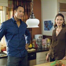Zahnfee auf Bewährung / Dwayne Johnson / Ashley Judd Poster