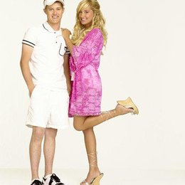 High School Musical 2 / Lucas Grabeel / Ashley Tisdale Poster