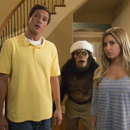 Scary Movie V / Scary Movie 5 / Simon Rex / Ashley Tisdale Poster