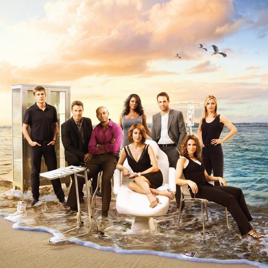 Private Practice (03. Staffel) / Amy Brenneman / Audra McDonald / Kate Walsh / Tim Daly / Paul Adelstein / Taye Diggs / Chris Lowell / KaDee Strickland Poster