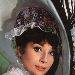 My Fair Lady / Audrey Hepburn Poster