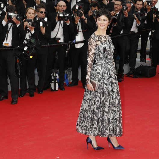 Audrey Tautou / 67. Internationale Filmfestspiele Cannes 2014
