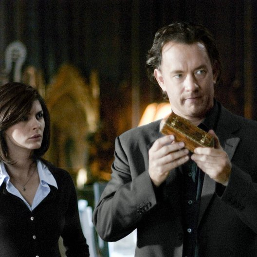 Da Vinci Code - Sakrileg, The / Da Vinci Code, The / Audrey Tautou / Tom Hanks