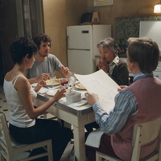 Zusammen ist man weniger allein / Guillaume Canet / Audrey Tautou / Francoise Bertin / Laurent Stocker