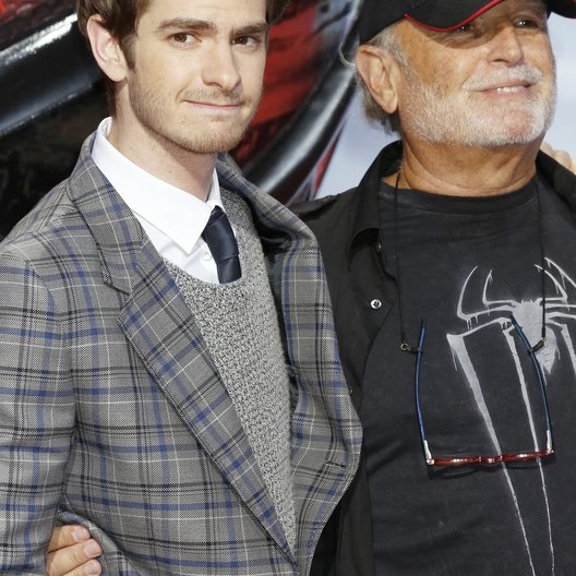 "Andrew Garfield / Avi Arad / ""The Amazing Spider Man"" Photocall Poster"