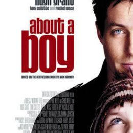 About a Boy Poster