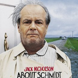 About Schmidt Poster