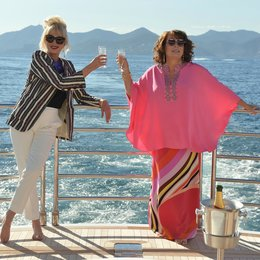 Absolutely Fabulous - Der Film Poster