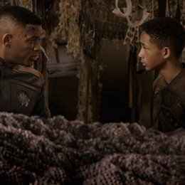 After Earth / Will Smith / Jaden Smith Poster