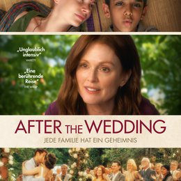 After the Wedding - Jede Familie hat ein Geheimnis / After the Wedding Poster