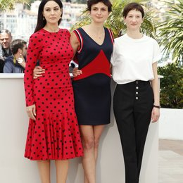 Monica Bellucci / Alice Rohrwacher / Alba Rohrwacher / 67. Internationale Filmfestspiele von Cannes 2014 Poster