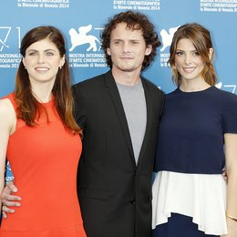 Daddario, Alexandra / Yelchin, Anton / Greene, Ashley / 71. Internationale Filmfestspiele Venedig 2014 / Mostra Internazionale d'Arte Cinematografica Poster