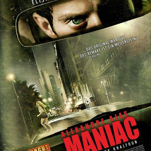 Alexandre Ajas Maniac / Maniac Poster