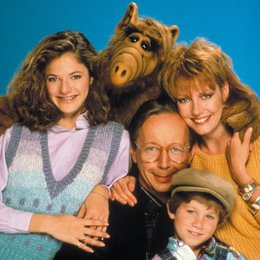 ALF / ALF - Die komplette erste Staffel / Andrea Elson / Max Wright / Anne Schedeen / Benji Gregory Poster