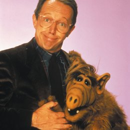 ALF / Max Wright Poster
