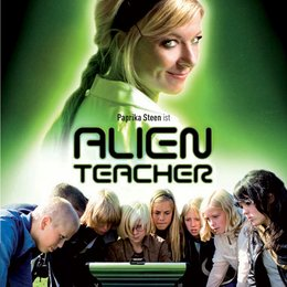 Alien Teacher Poster