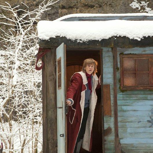 Als der Weihnachtsmann vom Himmel fiel / Alexander Scheer Poster