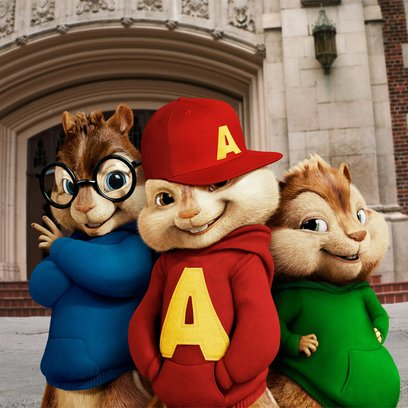 Alvin und die Chipmunks 2 / Alvin und die Chipmunks - Teil 1-3 Poster