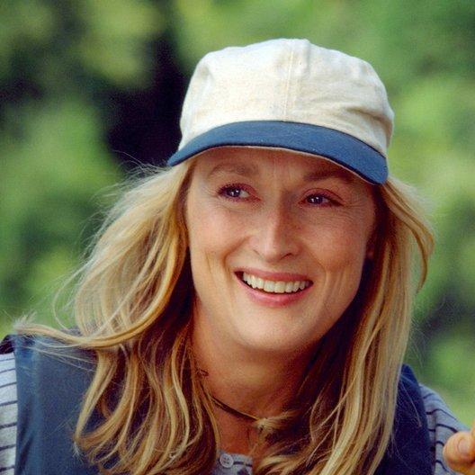 Am wilden Fluß / Meryl Streep Poster