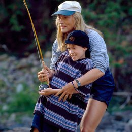Am wilden Fluß / Meryl Streep / Joseph Mazzello Poster