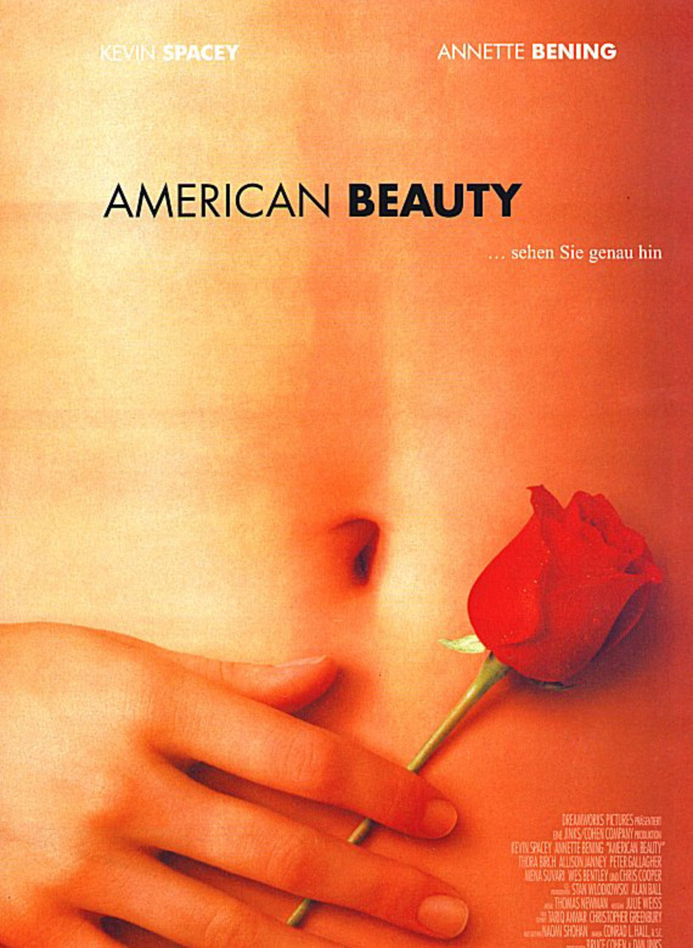 american beauty film analisis Character analysis mean mommy cold fish social climber unfaithful wife no, carolyn's character is not designed to be liked at least for the first part of american beauty for the most part, the movie portrays carolyn as a stuffy, materialistic spoiler to lester's efforts to be happy again, so she's definitely not the most.