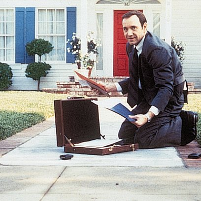 American Beauty / Kevin Spacey Poster