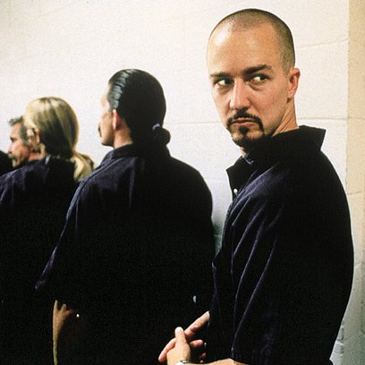 American History X / Edward Norton Poster