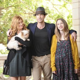 American Horror Story / Dylan McDermott / Connie Britton / Taissa Farmiga Poster