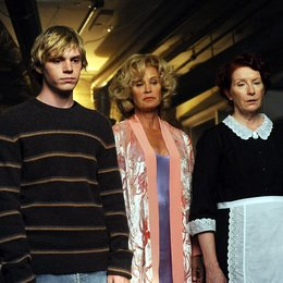 American Horror Story / Jessica Lange / Evan Peters / Frances Conroy Poster