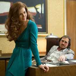 American Hustle / Amy Adams / Christian Bale