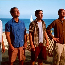 American Pie 2 / Chris Klein / Sean William Scott / Jason Biggs / Eddie Kaye / Thomas Ian Nicholas Poster