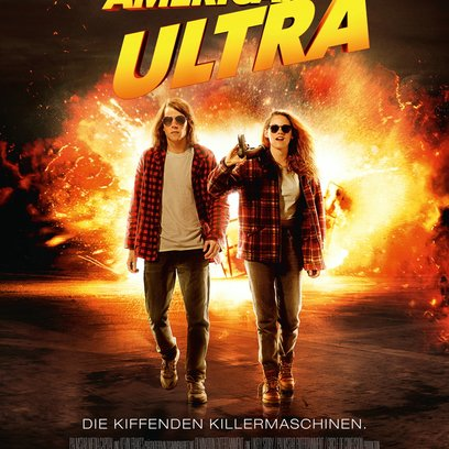 american-ultra-1 Poster
