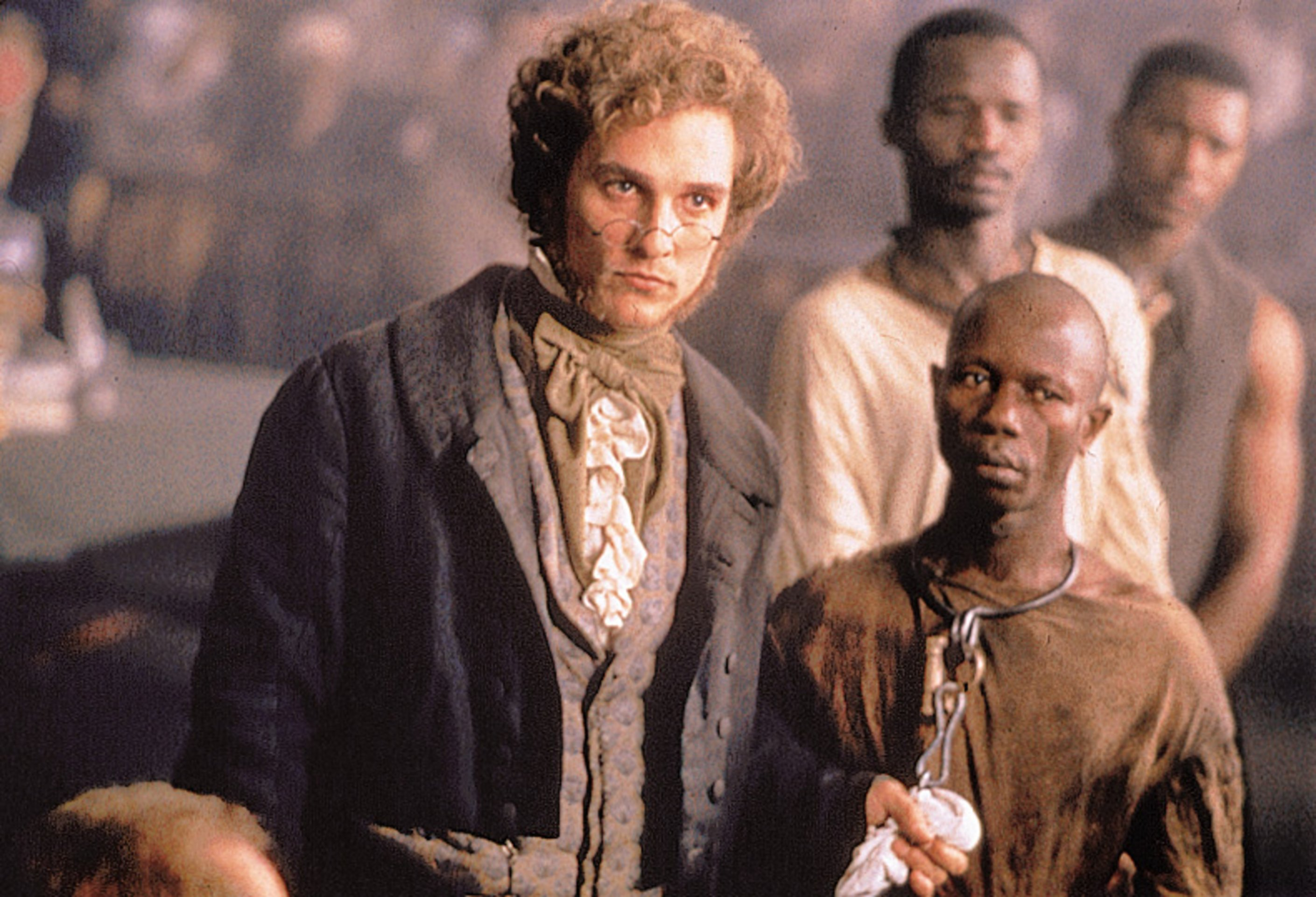 theodore joadson amistad Morgan freeman plays a character named theodore joadson in this film the character, in the film, is portrayed as a leading abolitionist (he is a freed slave) in the film there was never any such.