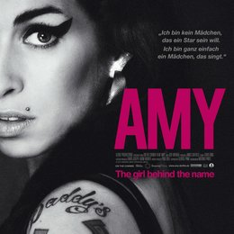 Amy - The Girl Behind the Name / Amy Poster