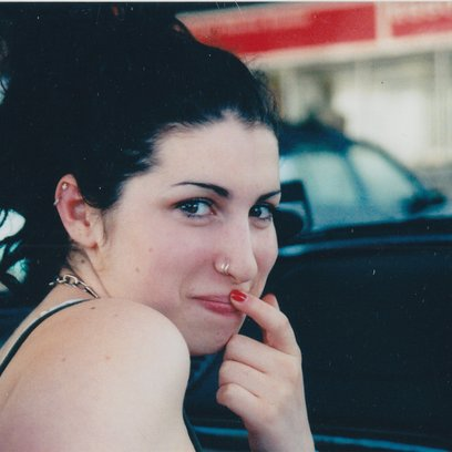 Amy - The Girl Behind the Name / Amy Winehouse Poster