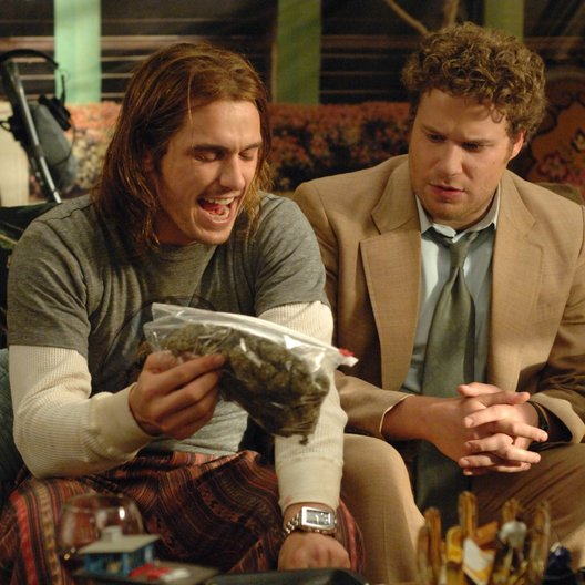 Ananas Express / Pineapple Express / James Franco / Seth Rogen Poster
