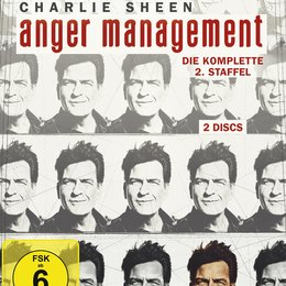 Anger Management - Die komplette 2. Staffel Poster