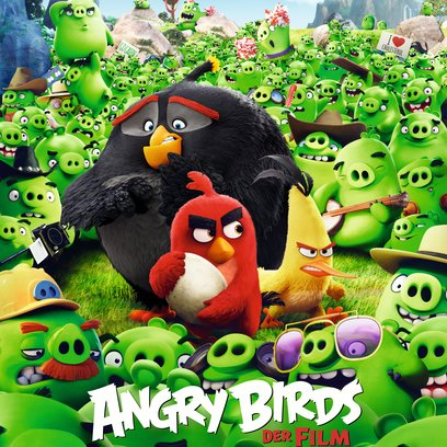 Angry Birds - Der Film Poster