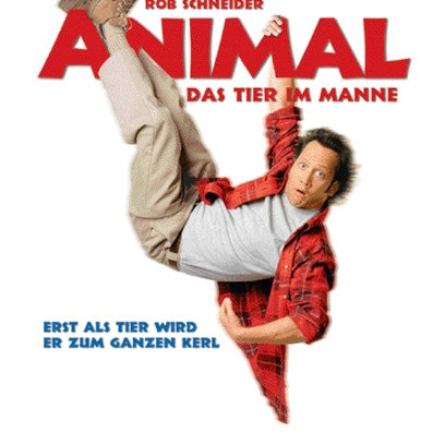Animal - Das Tier im Manne Poster