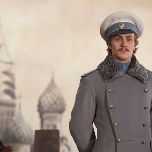 Anna Karenina / Aaron Johnson