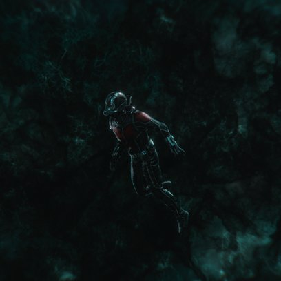 Marvel Studios ANT-MAN AND THE WASP  Ant-Man/Scott Lang (Paul Rudd) in the Quantum Realm  Photo: Film Frame  ©Marvel Studios 2018 Poster