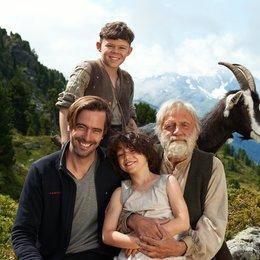 Heidi / Set / Alain Gsponer / Quirin Agrippi / Anuk Steffen / Bruno Ganz / Anuk Steffen / Alain Gsponer Poster