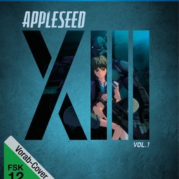 Appleseed XIII, Vol. 1 Poster