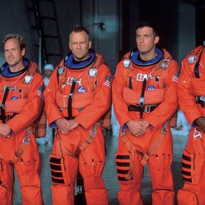 Armageddon - Das jüngste Gericht / Bruce Willis / Ben Affleck / Will Patton / Steve Buscemi / Michael Clarke Duncan Poster